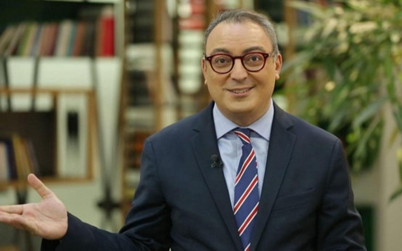 Ünlü sunucu Cem Seymen'in istifasında Davutoğlu haberi iddiası!
