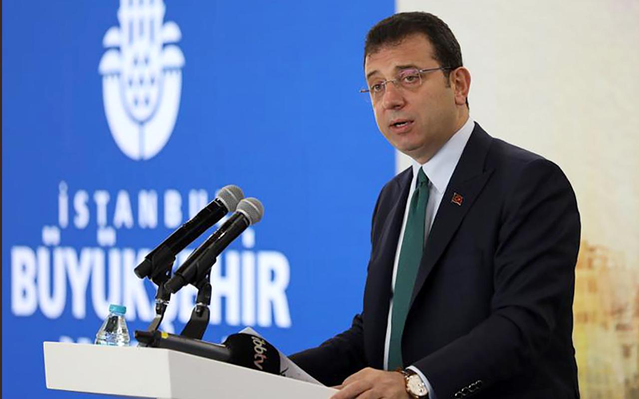 İBB Başkanı Ekrem İmamoğlu'nun Kanal İstanbul için çok tartışılacak iddiaları