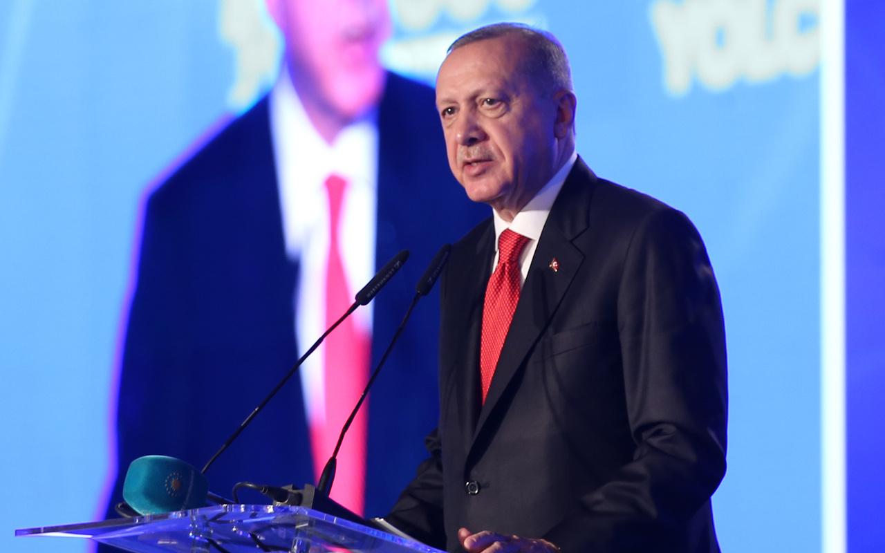 Erdoğan: Türkiye'nin Menderes ve Özal dönemi dışında teknoloji hedefi olmadı