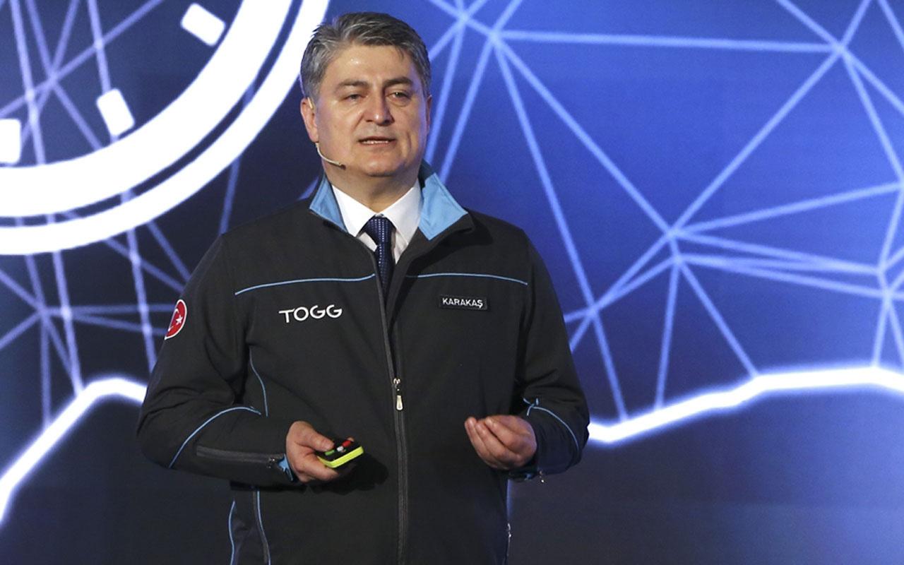 TOGG CEO'su Karakaş'tan yerli otomobil açıklaması! Yüzde 93'ü tamamlandı