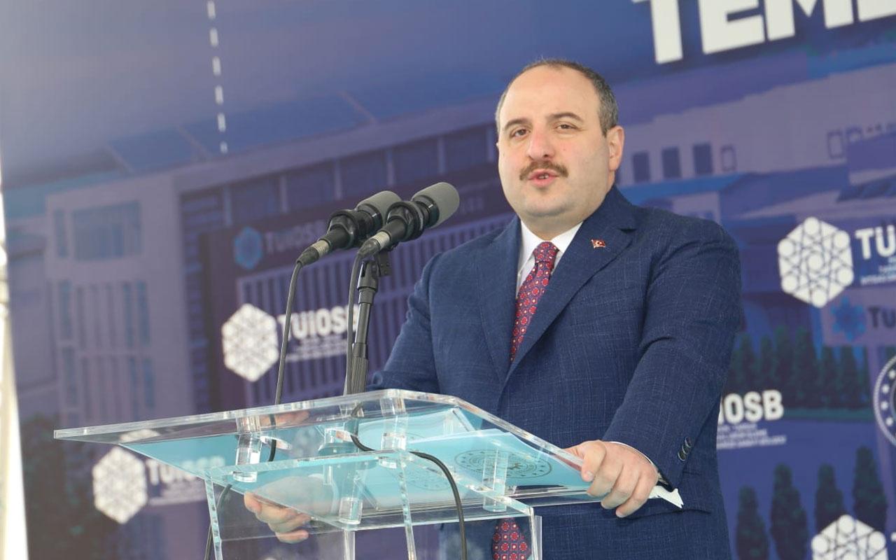 Bakan Mustafa Varank: Yerli otomobil ile 60 yıllık hayal gerçek oldu
