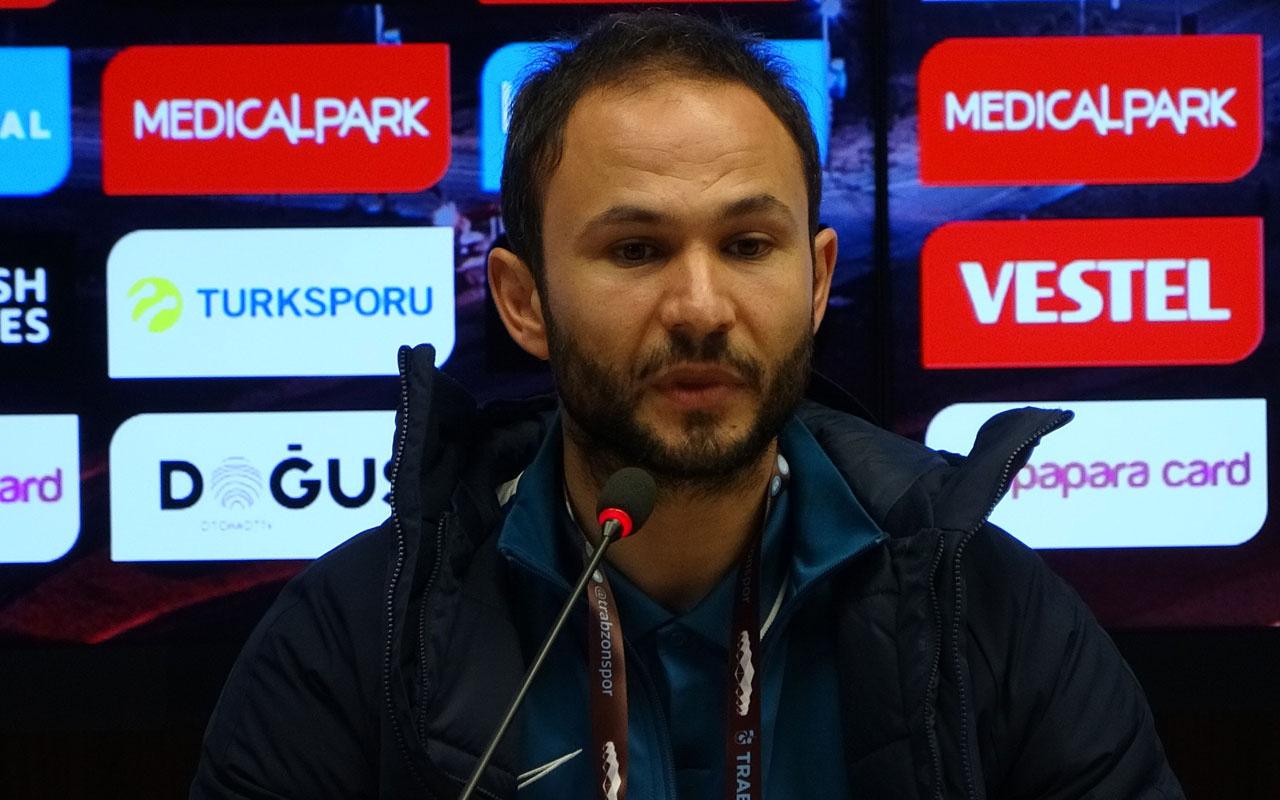 """Ömer Faruk Mahir: """"Kayserispor her zaman puan ve puanlara taliptir"""""""