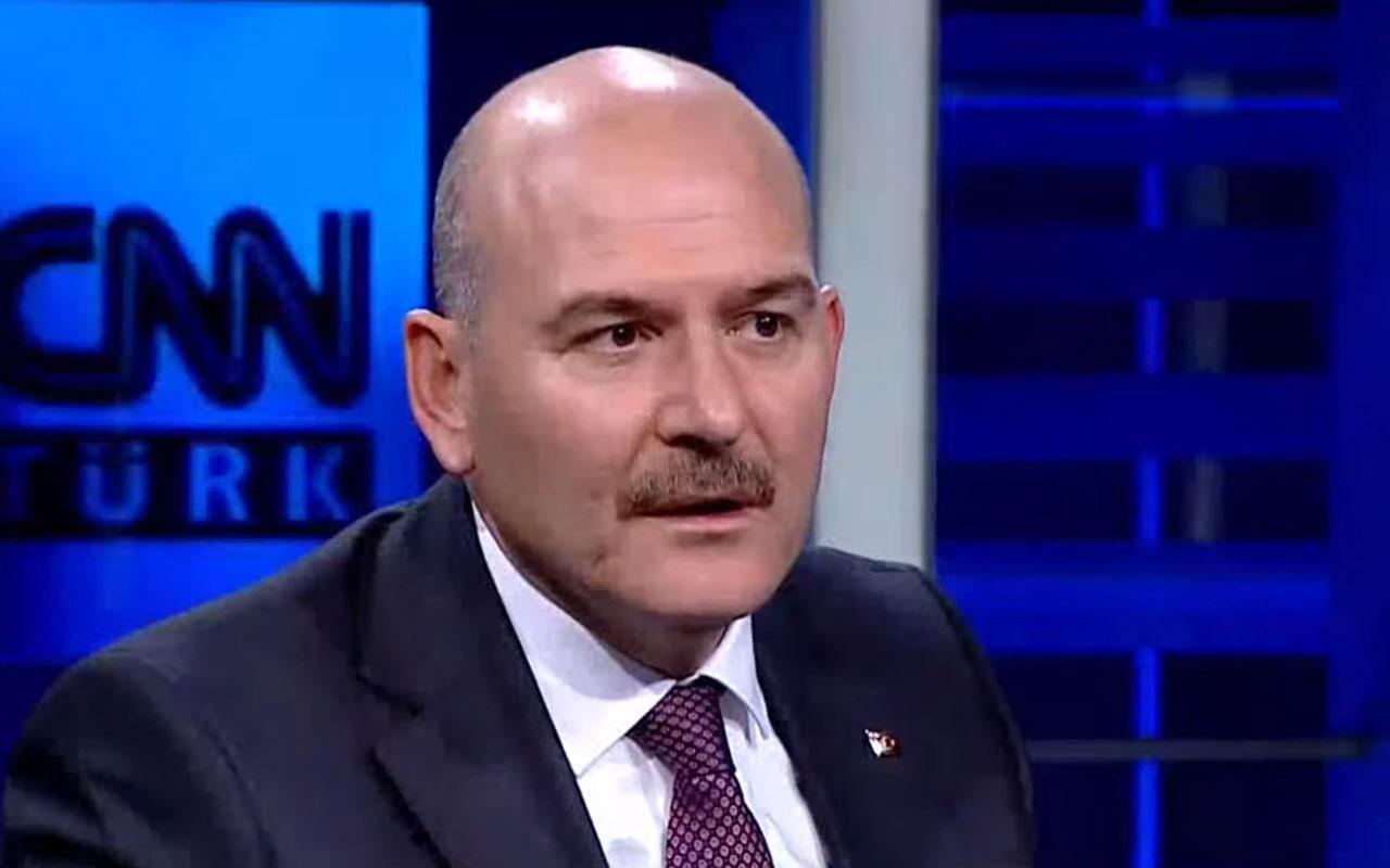 Süleyman Soylu: Terörist sayısı yüzde 80 azaldı