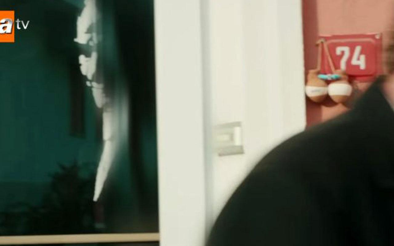 Atatürk portresini sansürlediği söylenen Kimse Bilmez dizisinin yönetmeninden açıklama