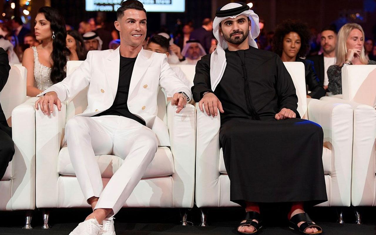 Cristiano Ronaldo'nun elinde taşıdığı servet