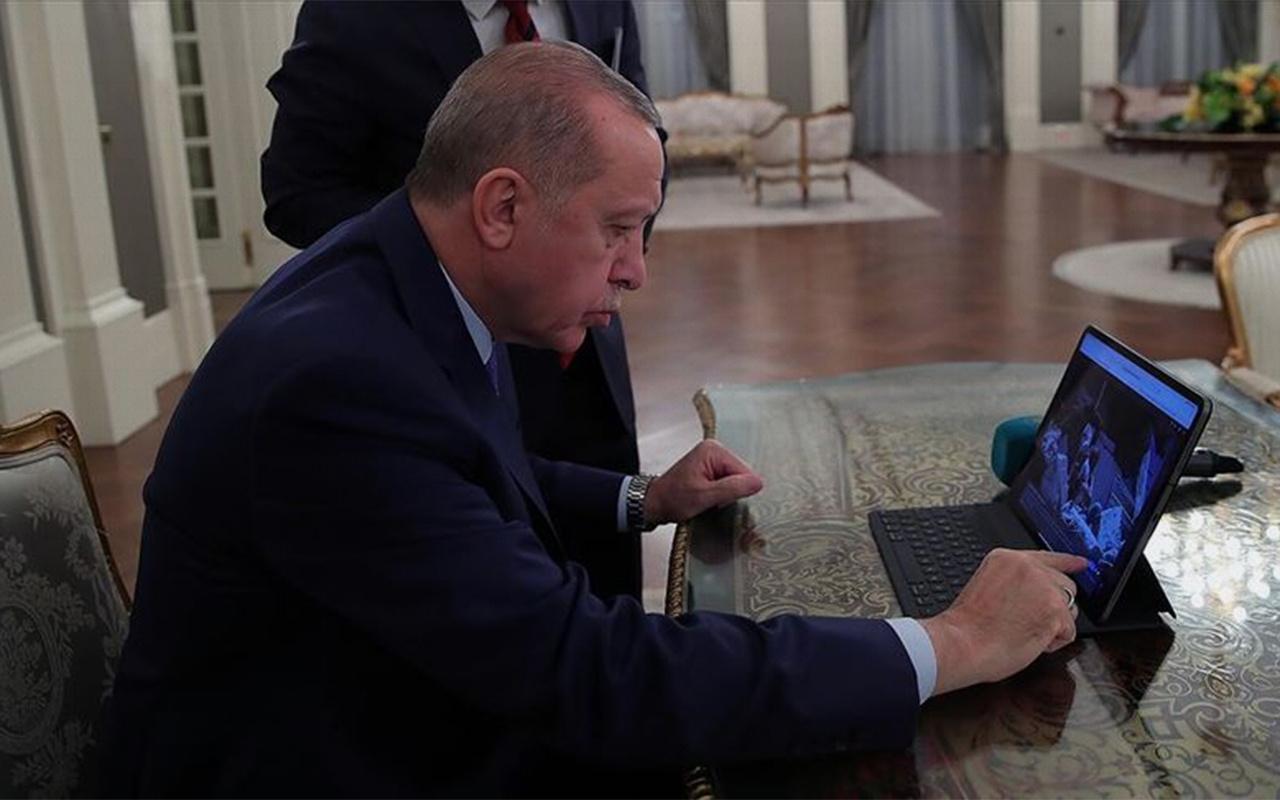 Cumhurbaşkanı Erdoğan Yılın Fotoğrafları oylamasına katıldı