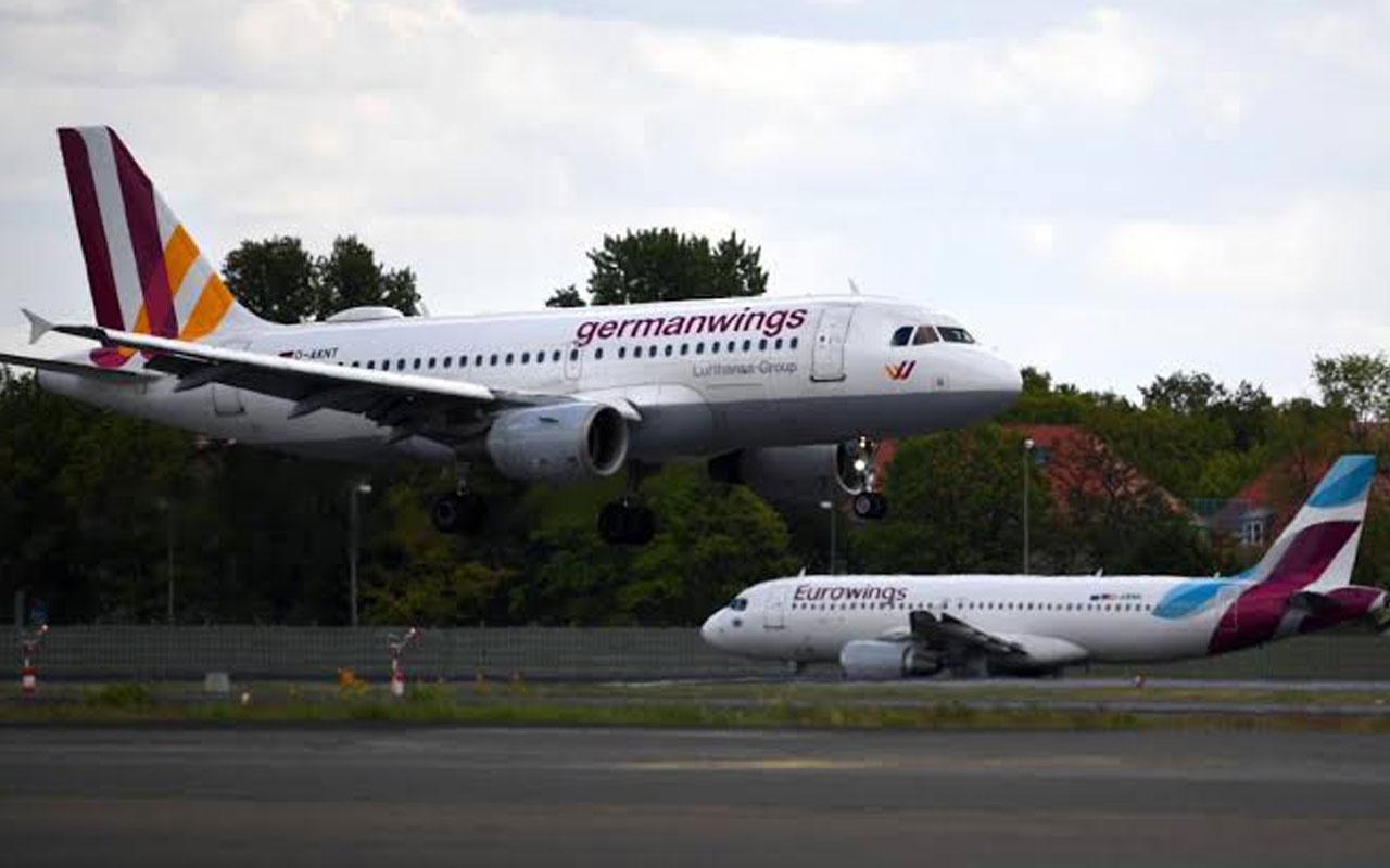 Alman hava yolu şirketlerinin 3 günlük grevi başladı