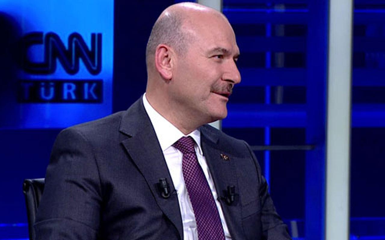 Soylu'dan HDPli Sezai Temelli'nin pilli araba eleştirisine yanıtı