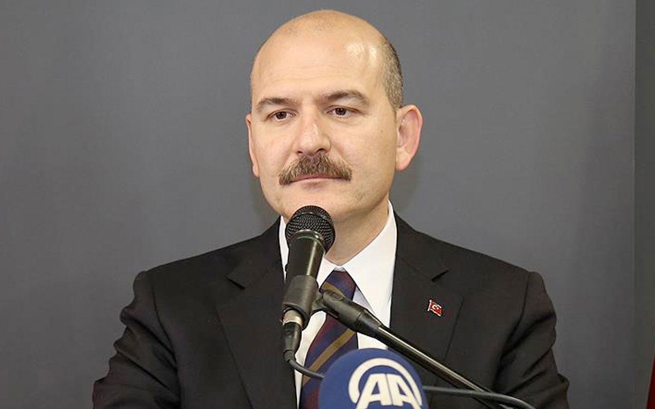 Süleyman Soylu'dan HDPli Sezai Temelli'nin pilli araba eleştirisine pilli C4 yanıtı