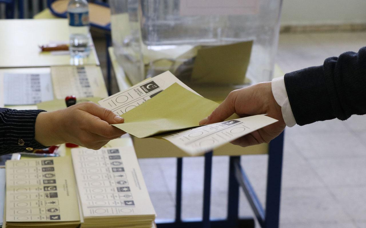 Optimar son anket sonuçları sürpriz oldu en büyük 3. parti dikkat çekti