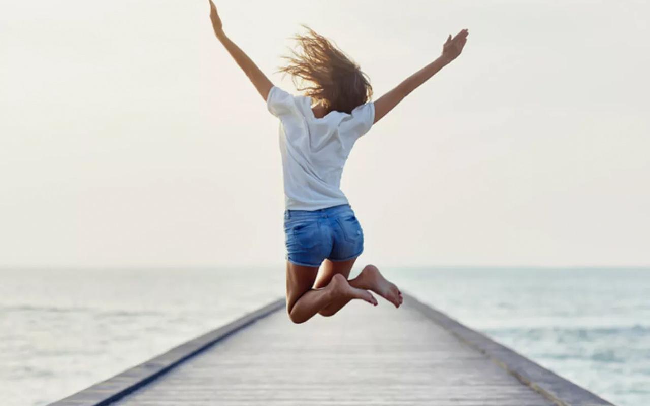 Yeni yılda mutlu olmak istiyorum diyenlere 10 etkili öneri