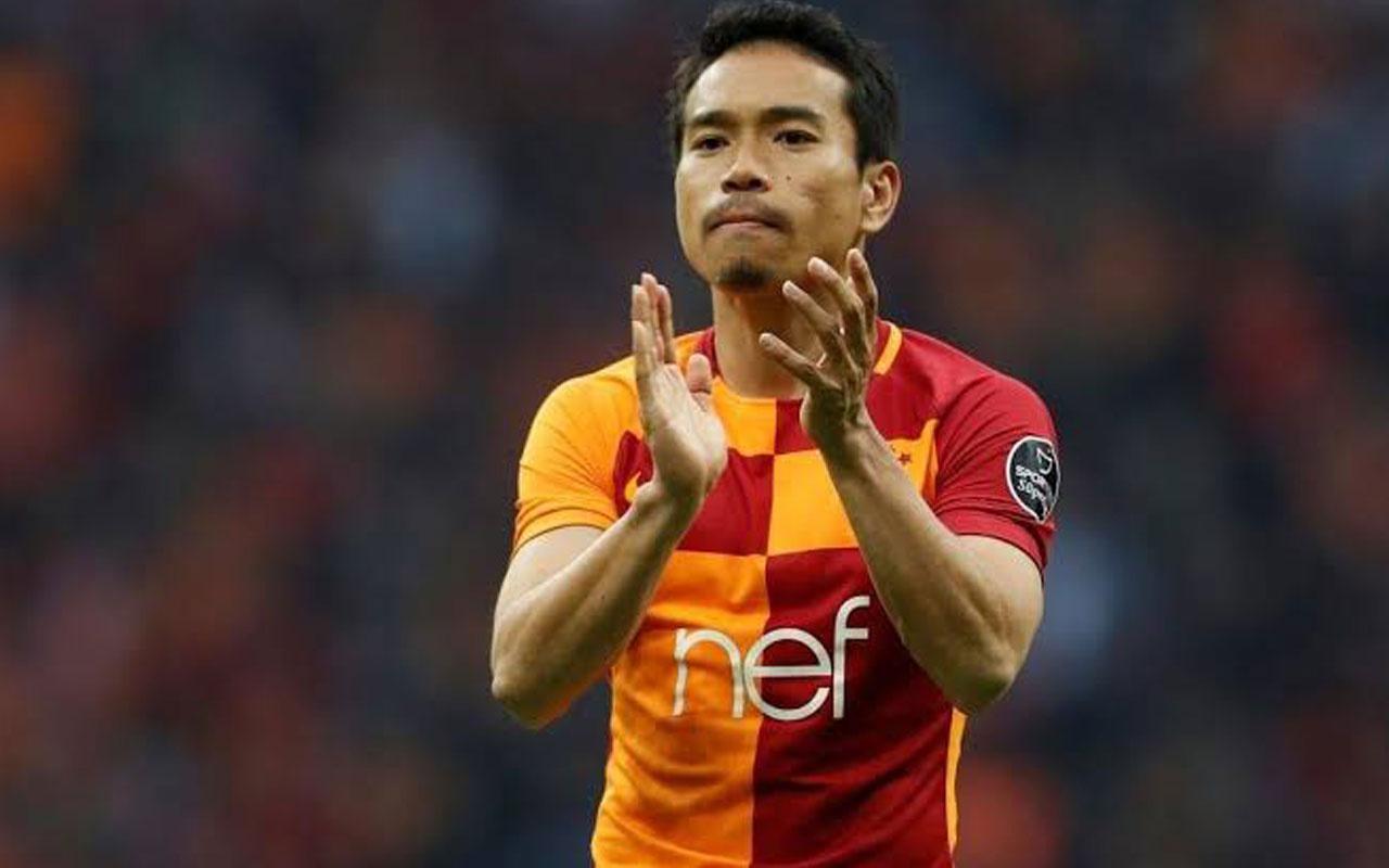 Galatasaray'ın Japon oyuncusu Nagatomo'ya İtalya'dan talip var