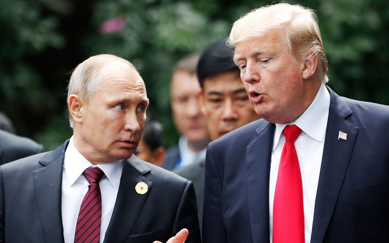 Putin ve Trump arasında koronavirüs zirvesi
