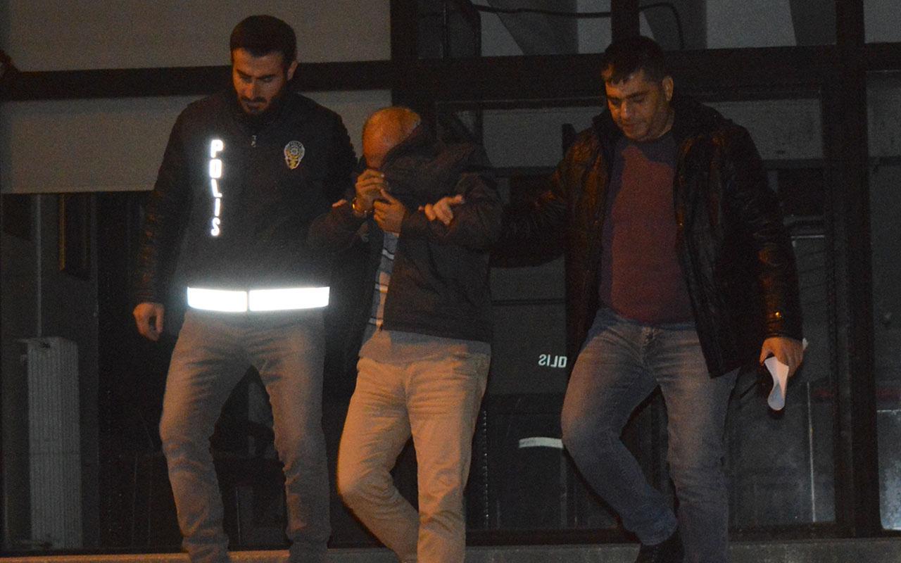 Aydın'da cinayet zanlısı polise teslim oldu