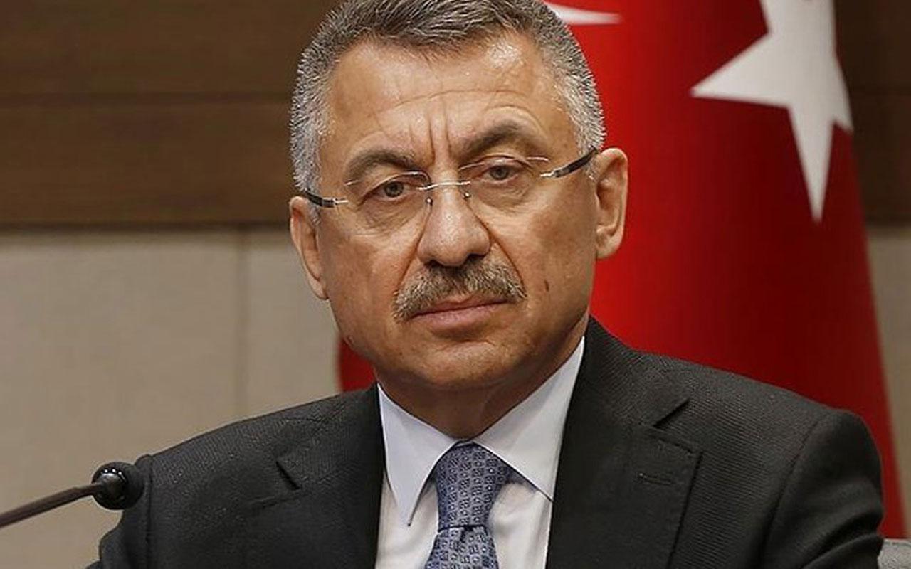 Cumhurbaşkanı Yardımcısı Oktay net konuştu: Türkiye savaş uçağı yapacak