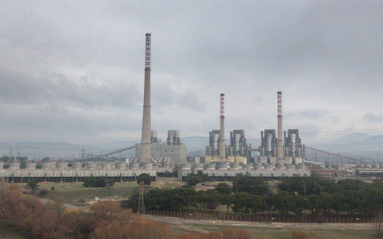 Manisa Soma'daki termik santral mühürlendi