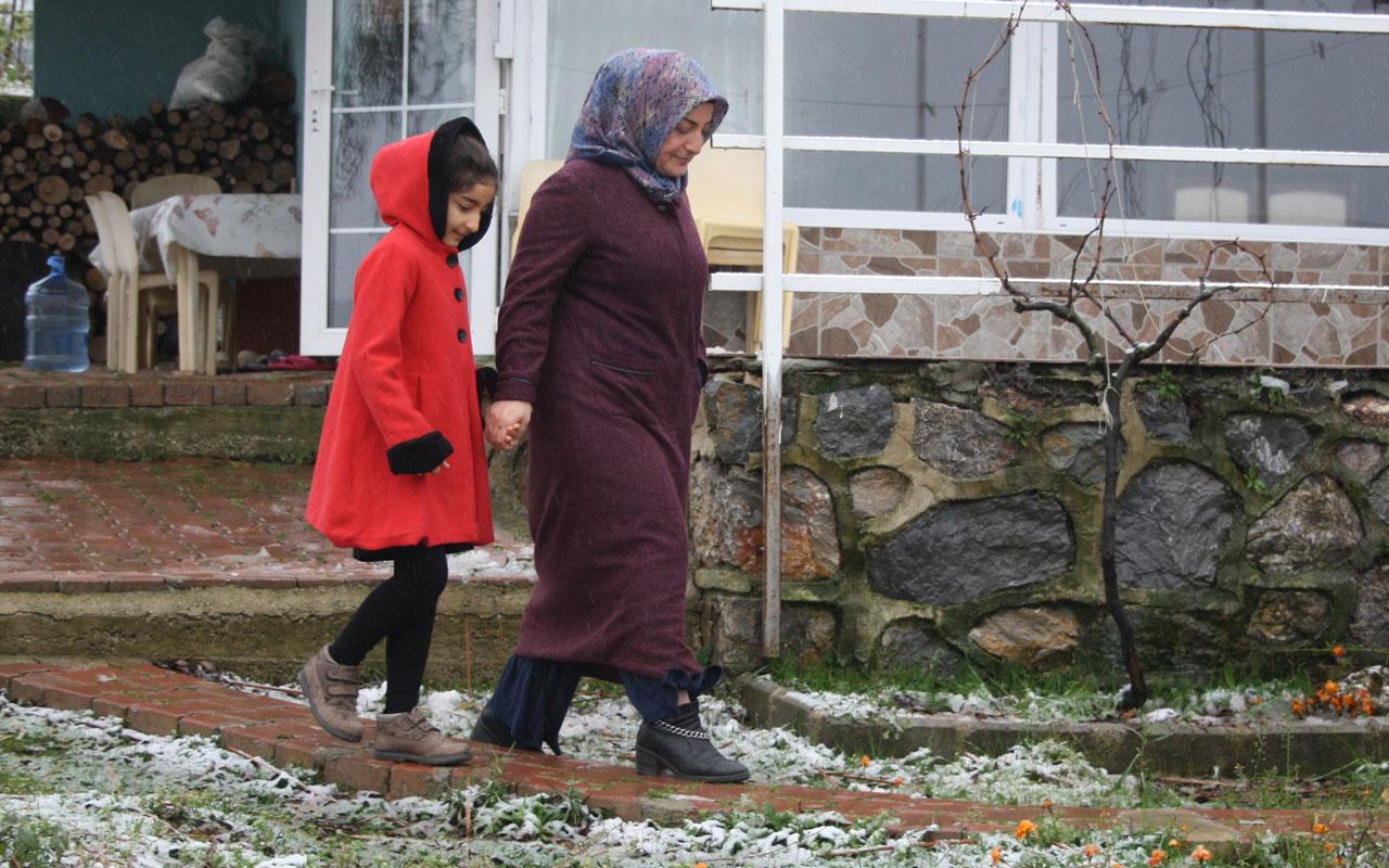 Kızını beslemek için başladı şimdi hedefi Tüm Türkiye'ye satmak