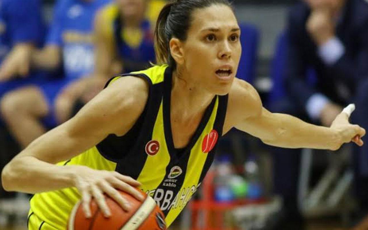Fenerbahçe Anna Cruz ile yollarını ayırdı