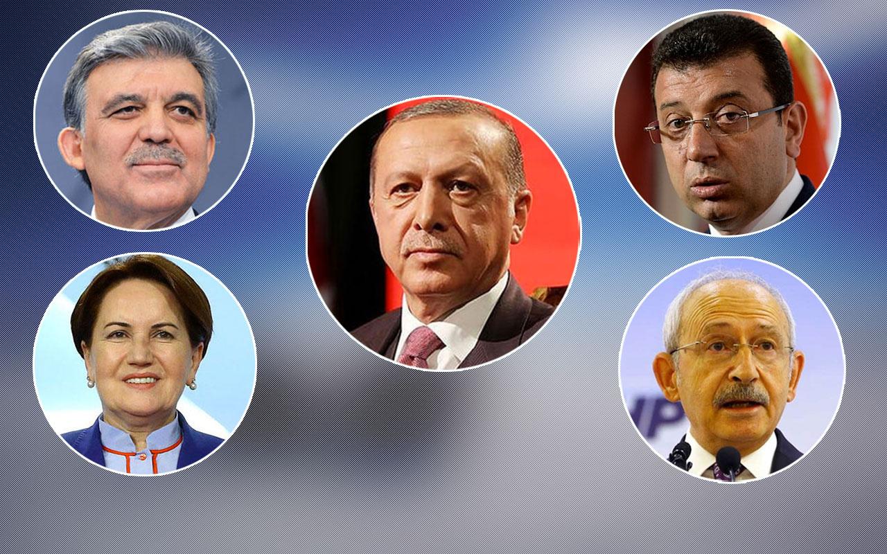 ORC'nin seçim anketi gündeme oturdu! Erdoğan ve İmamoğlu rakip olsa oyları