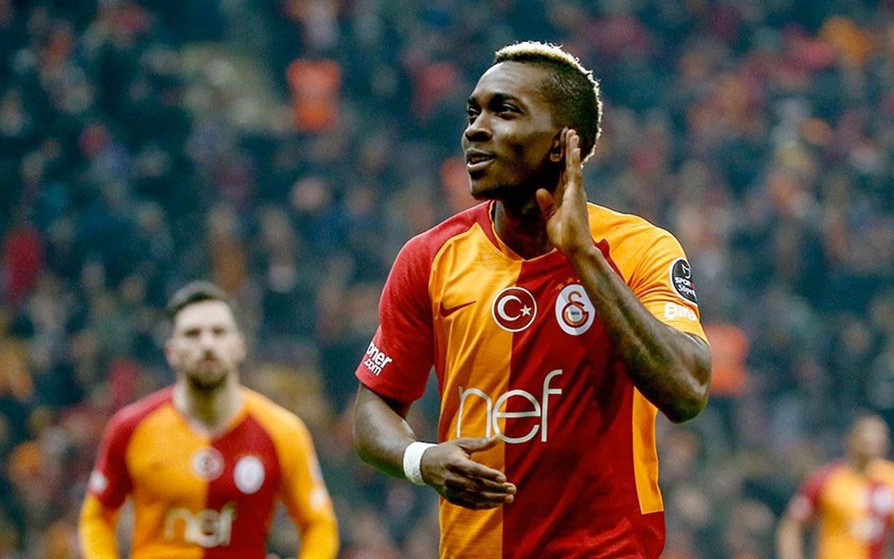Galatasaray'da Henry Onyekuru bitmek üzere