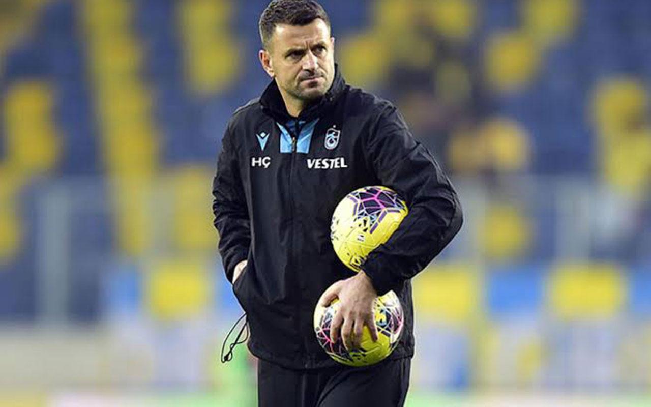 Trabzonspor ikinci devreye yeni teknik direktörü Çimşir ile hazırlanacak