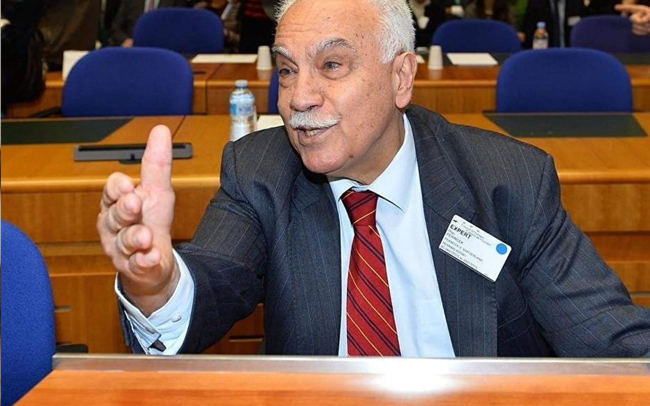 Vatan Partisi lideri Perinçek'ten Libya tezkeresine şartlı destek!