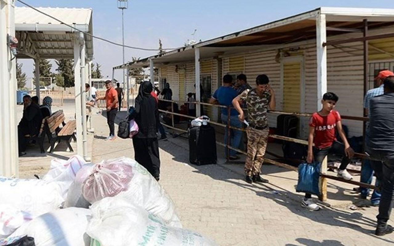İsmail Çataklı  ülkesine dönen Suriyeli sayısını açıkladı
