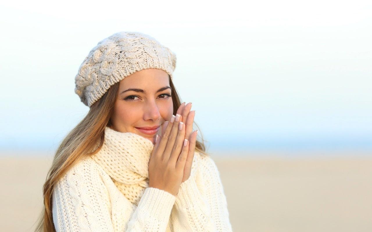Kışın cildinizi korumanın 10 yolu