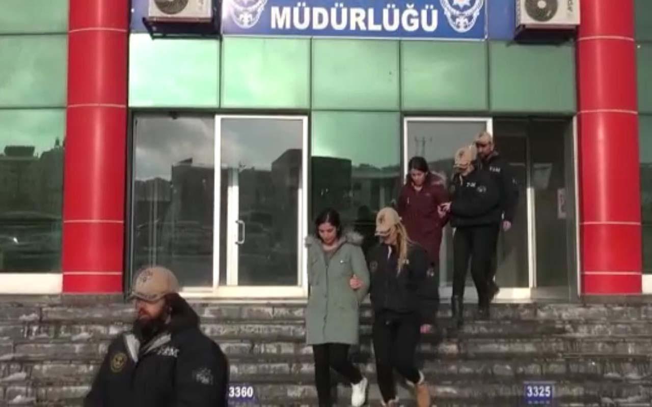 Emniyet ve MİT'ten ortak operasyon! İki terörist Türkiye'ye getirildi