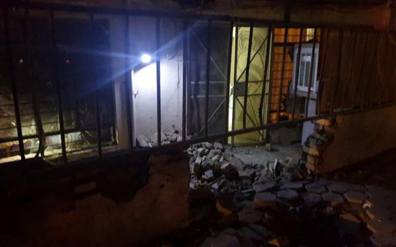 Bağdat'taki ABD Büyükelçiliği ile ABD askerlerinin kaldığı askeri üsse füzeli saldırı