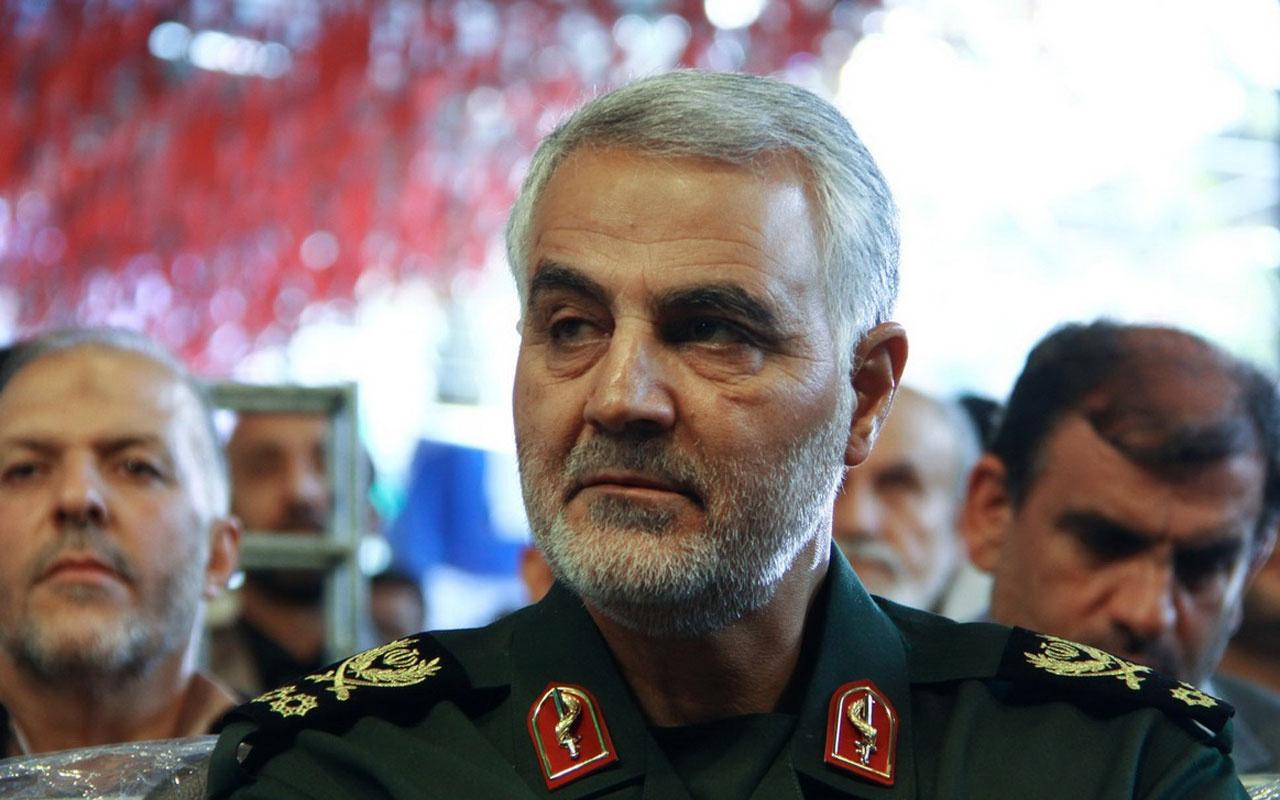 'Süleymani' açıklaması İran'ı karıştırdı!