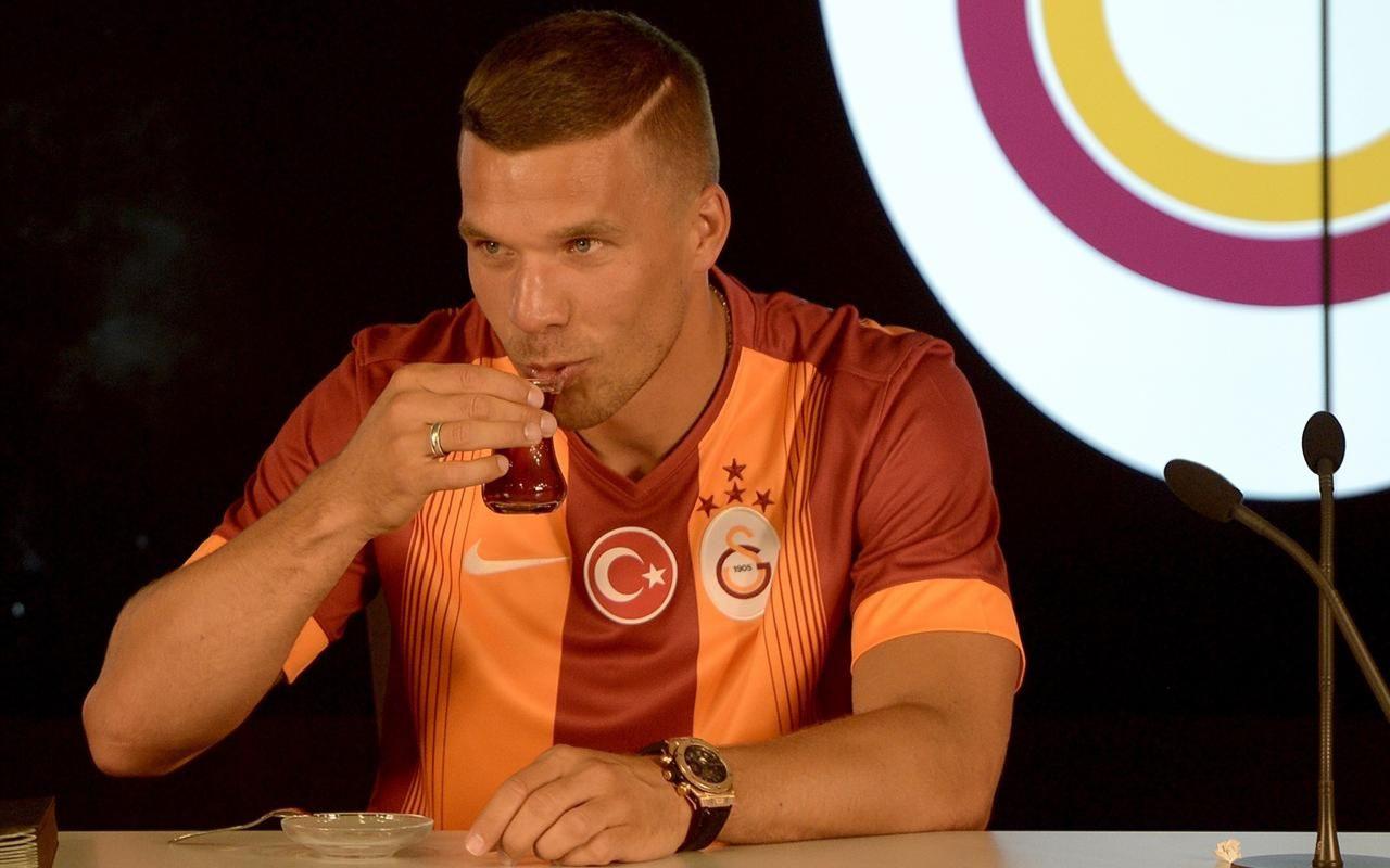 Podolski'den olay Çaykur Rizespor açıklaması!