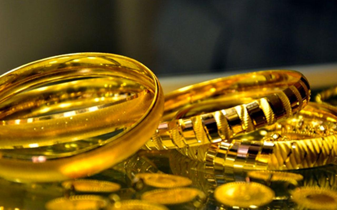 Altın düşüş trendine geçti! Gram çeyrek ve cumhuriyet altını fiyatları