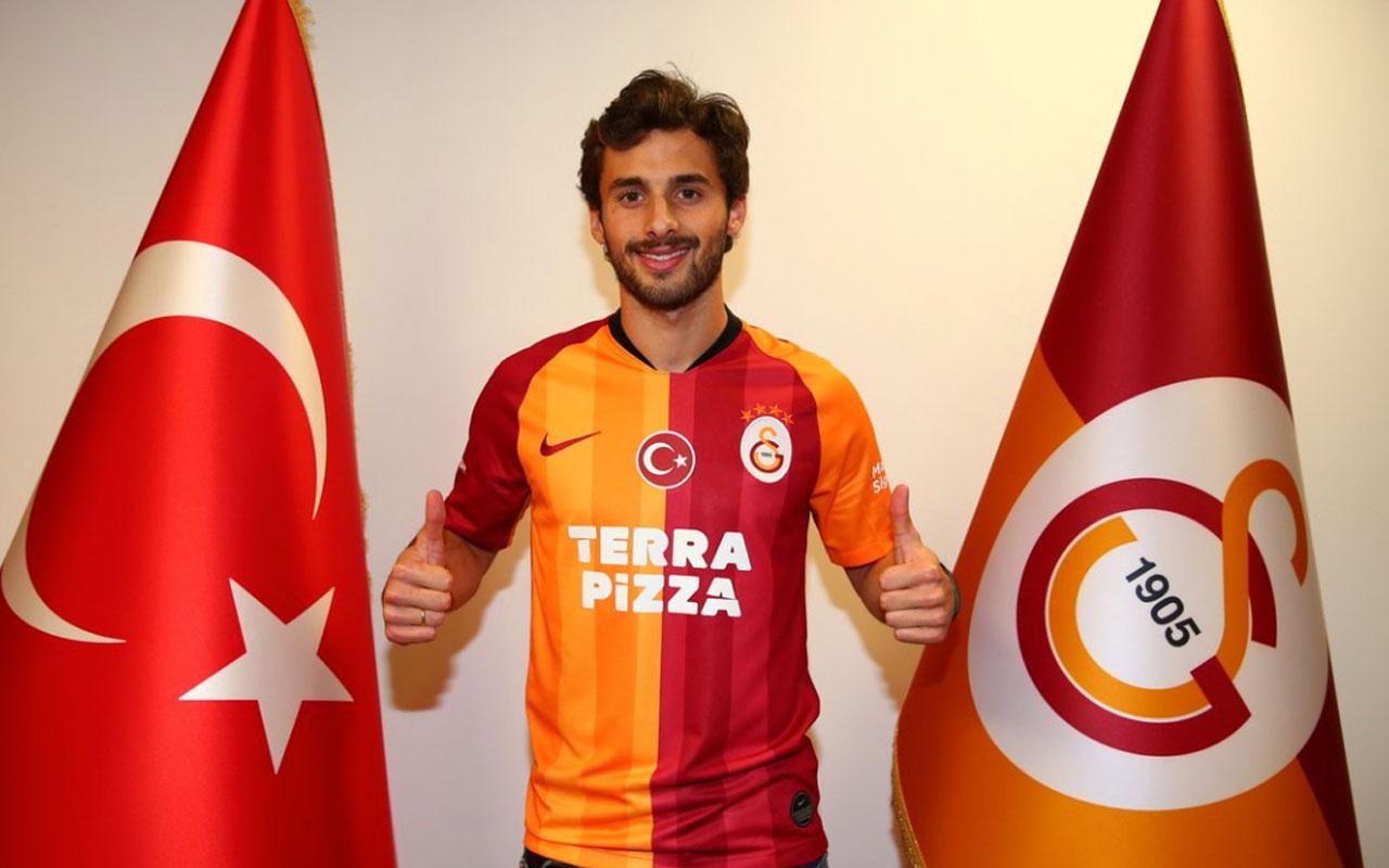 Marcelo Saracchi, resmen Galatasaray'da