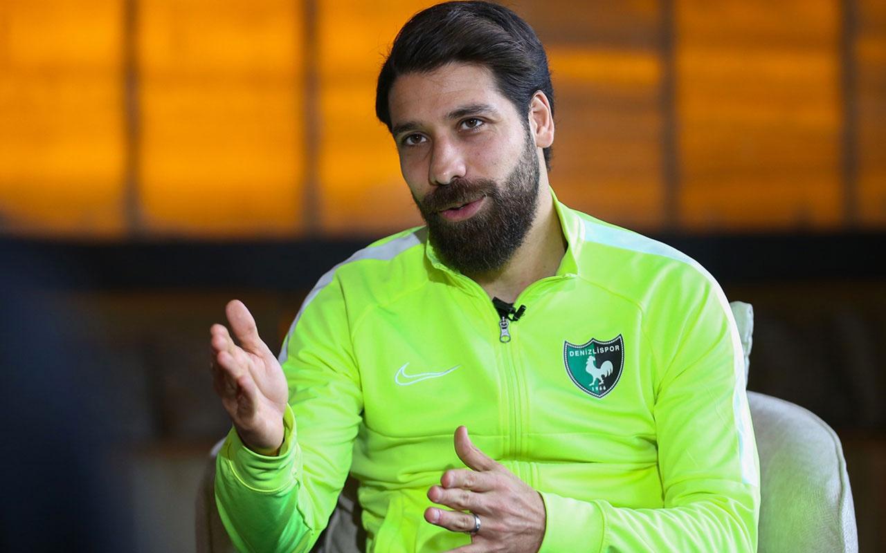 Olcay Şahan Denizlispor'da kalmak istiyor