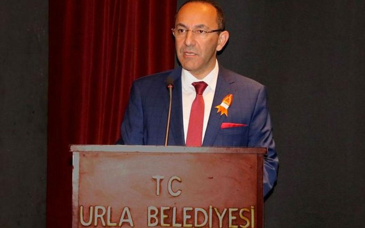 Nedim Şener FETÖ'den tutuklu Urla Belediye Başkanı'nı savunmasına ulaştı