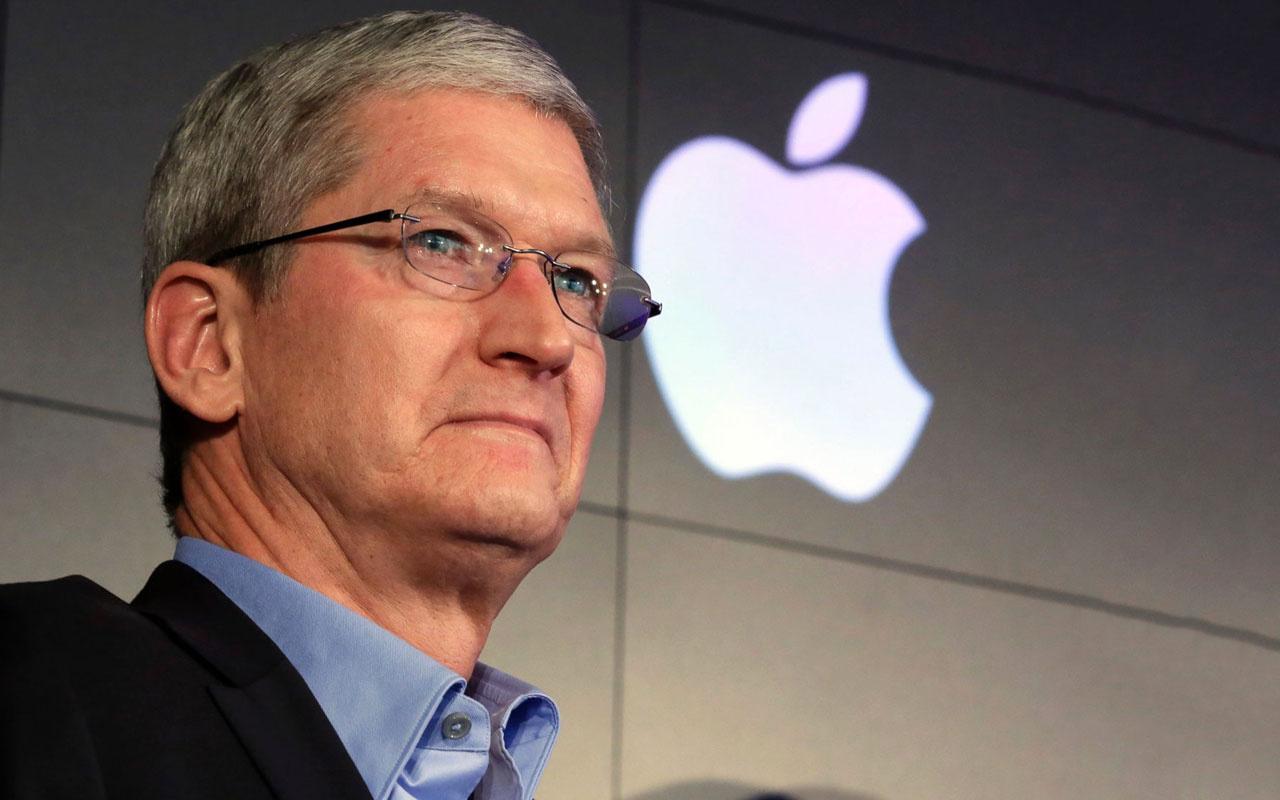 Apple'ın CEO'su Tim Cook'un 2019 kazancı belli oldu Bir önceki yıla göre düştü