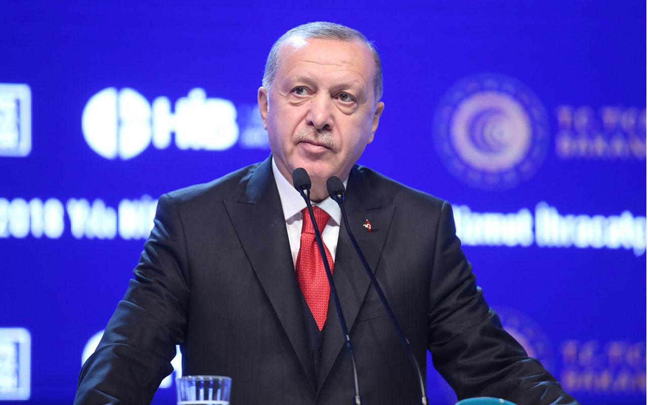 Cumhurbaşkanı Erdoğan: MİT Libya'da görevini yerine getiriyor