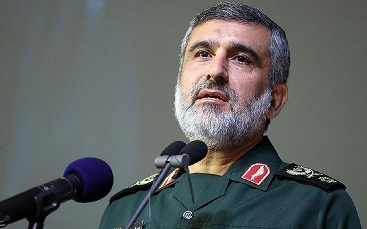 İran Hava Kuvvetleri Komutanı: Trump'ın ölümü bile yeterli olmayacak
