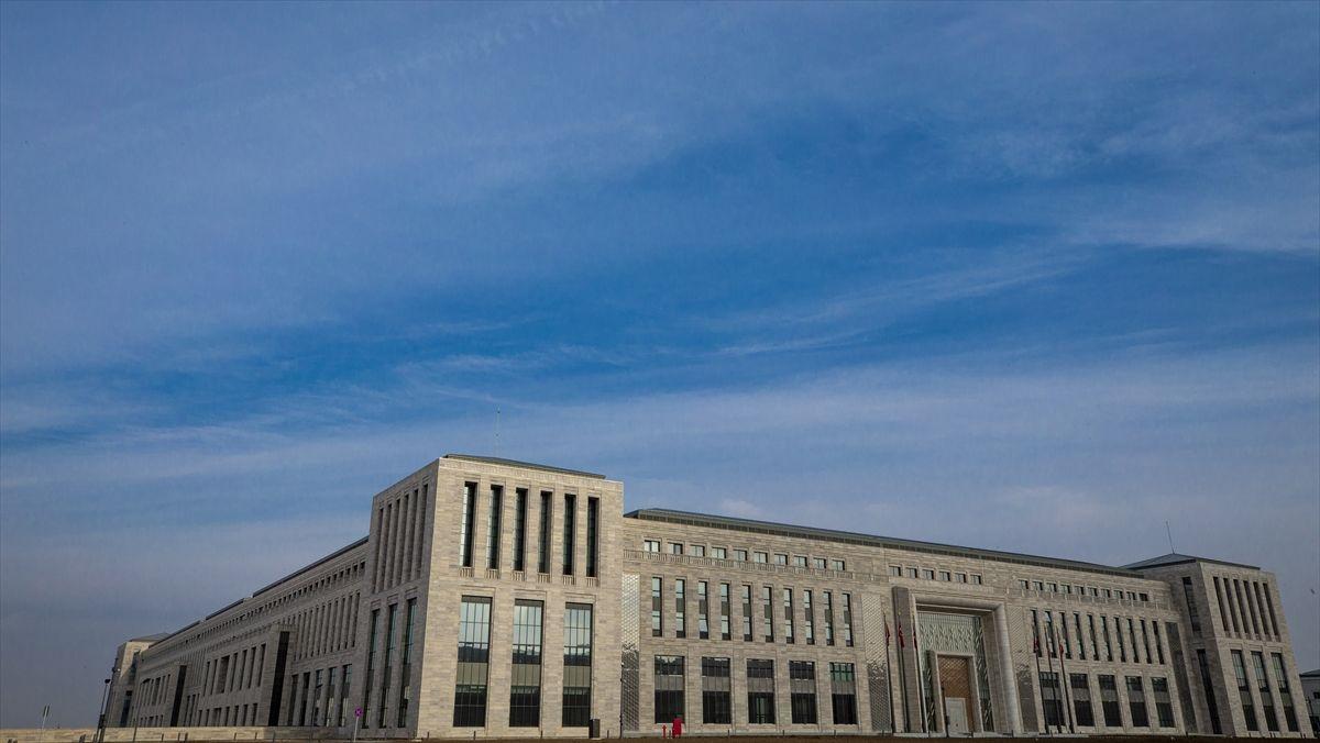 MİT'in yeni binası KALE açıldı! 5 bin dönümde 3 metre duvarı var