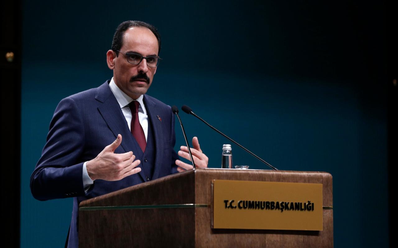 İbrahim Kalın: Libya'da önceliğimiz çatışmaların bir an önce durması