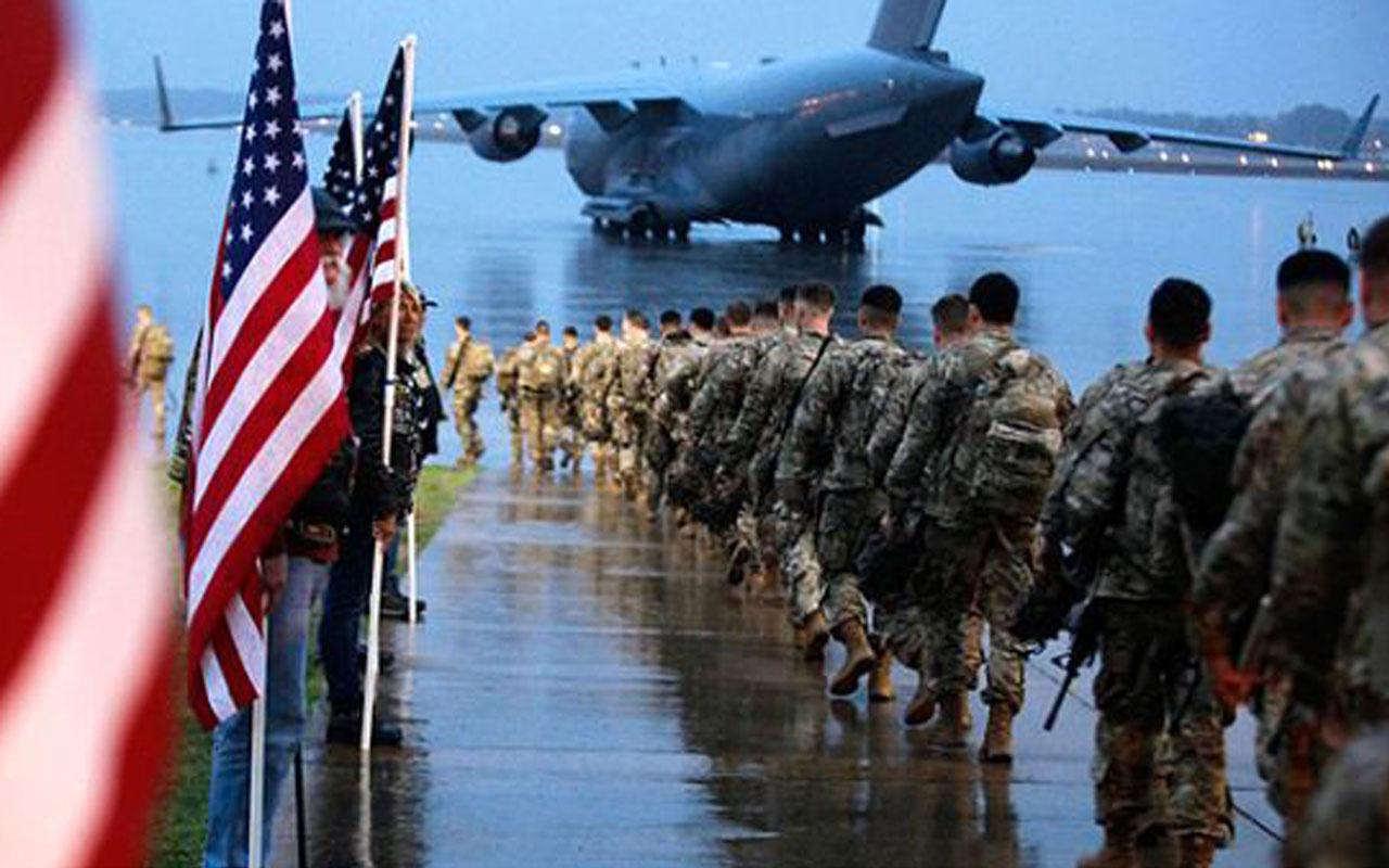 ABD Irak'tan çekiliyor iddiaları gündem oldu! Savunma Bakanı Esper açıkladı
