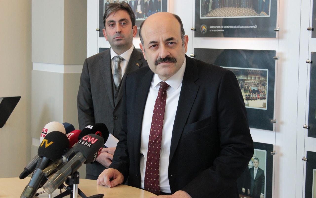 YÖK Başkanı Saraç'tan İstanbul Üniversitesi'ndeki kahvaltı krizi değerlendirmesi