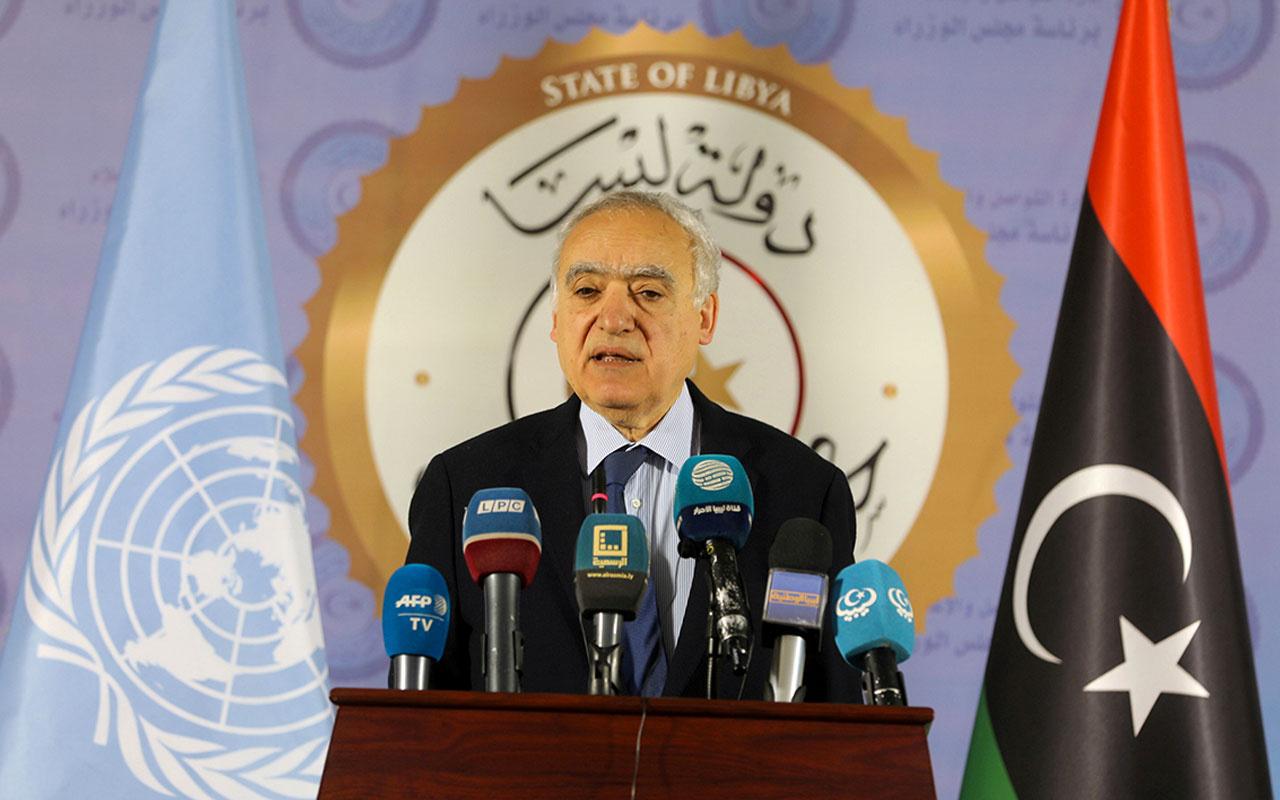Libya Birleşmiş Milletler Özel Temsilcisi: Tüm ülkeler Libya'dan çıksın