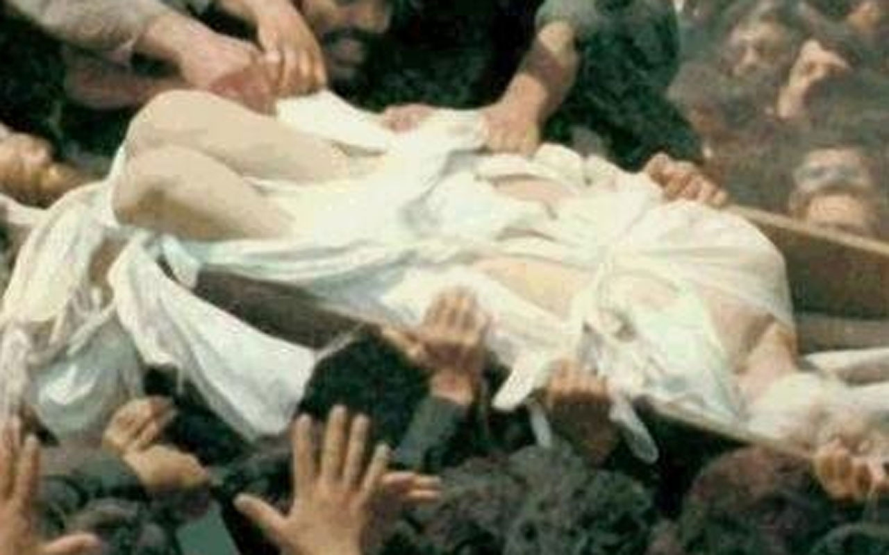 Kasım Süleymani'nin cenazesi Ayetullah Humeyni'nin cenazesini akla getirdi