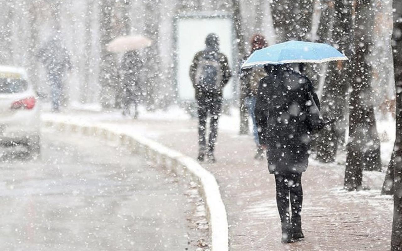 Konya'da okullar tatil mi 7 Ocak valilik kar tatili açıklaması yaptı