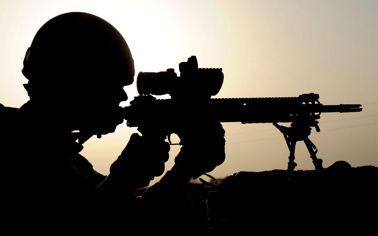 Jandarmanın ikna ettiği terörist teslim oldu