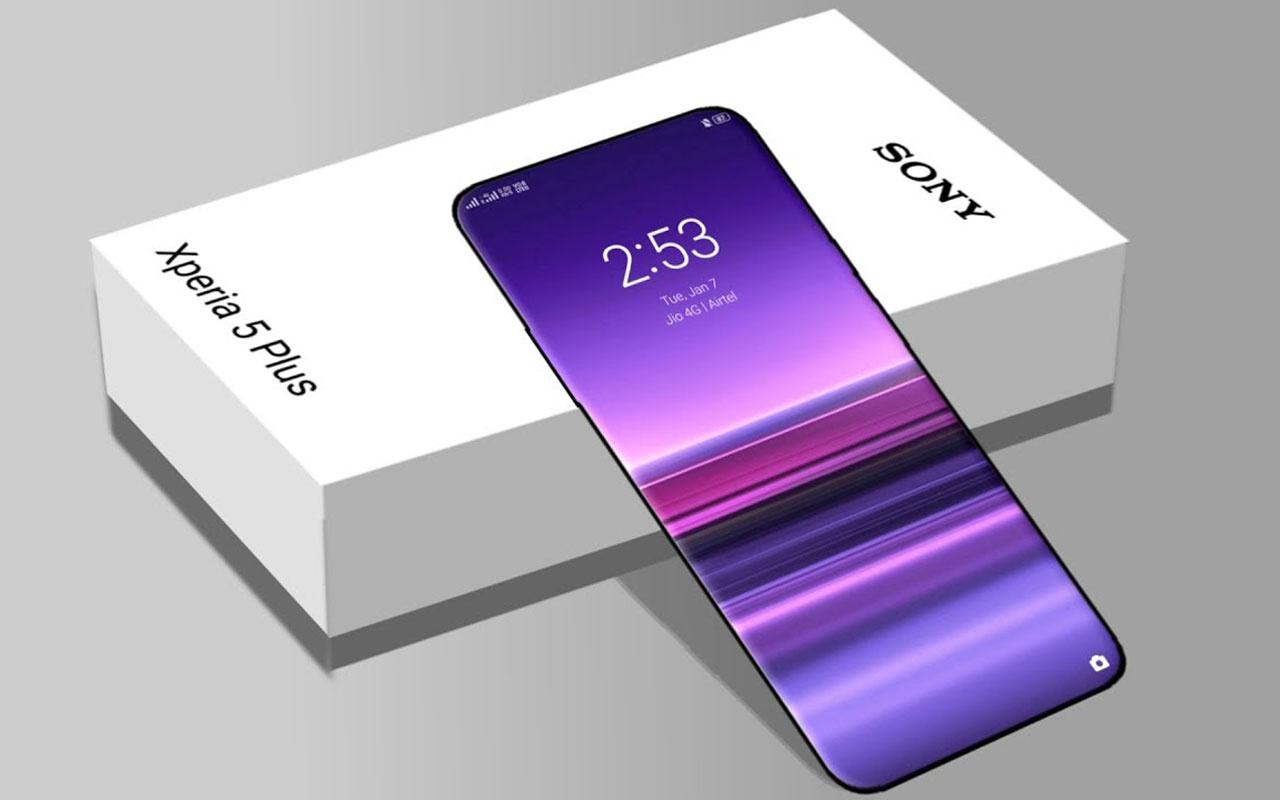 Sony Xperia 5 Plus tasarımı ortaya çıktı
