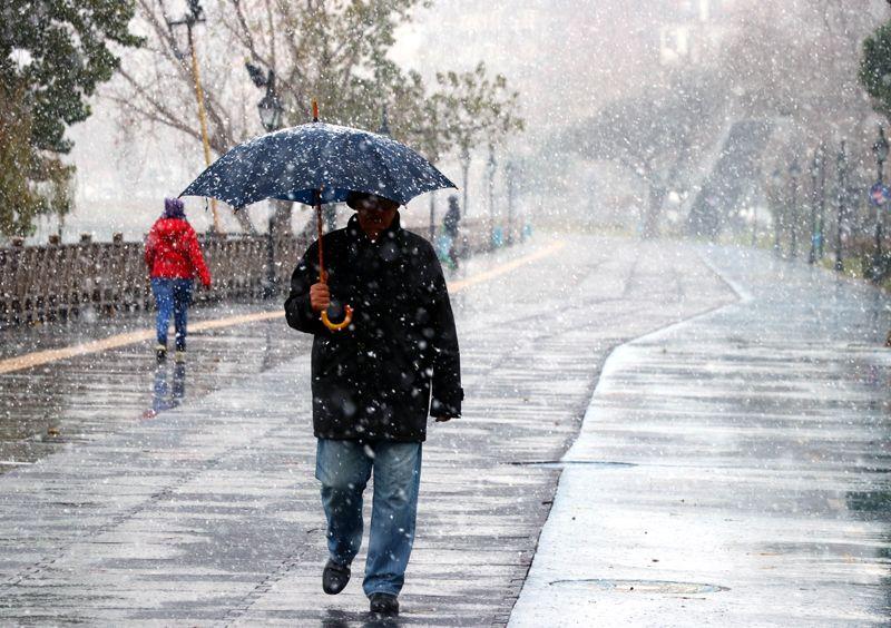 Kar ve tipi yolları kapattı! Yarın meteoroloji 21 ile yoğun kar alarmı verdi