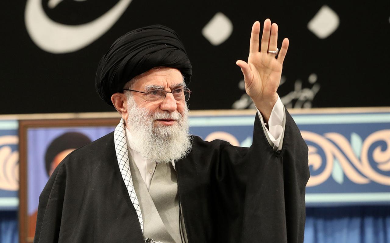 Ali Hamaney Kasım Süleymani için 'şu anda cennette' dedi